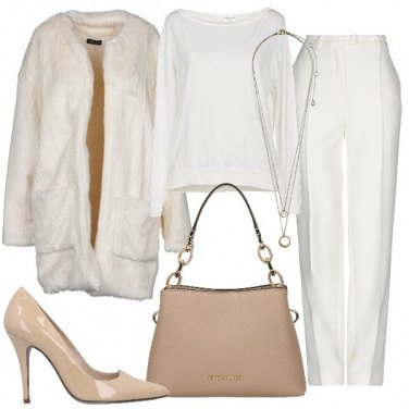 Outfit Eleganza naturale