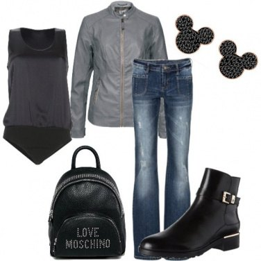 Outfit Urban #8232