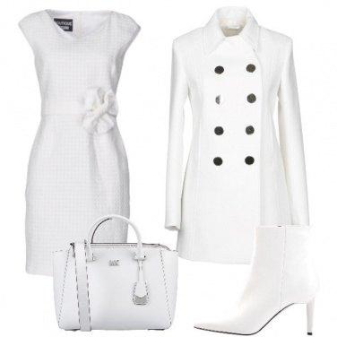 Outfit Purezza bianca