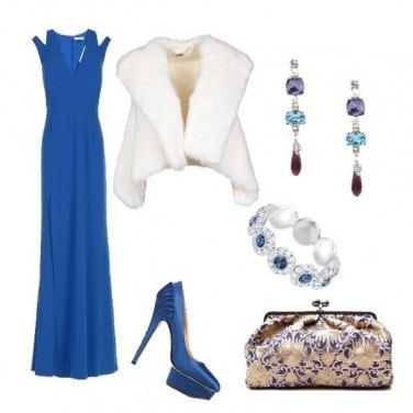 Outfit Elsa di Frozen