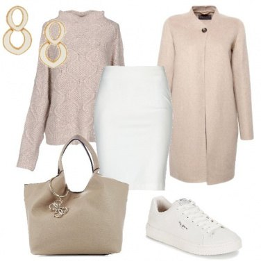 Outfit Sneakers e gonna