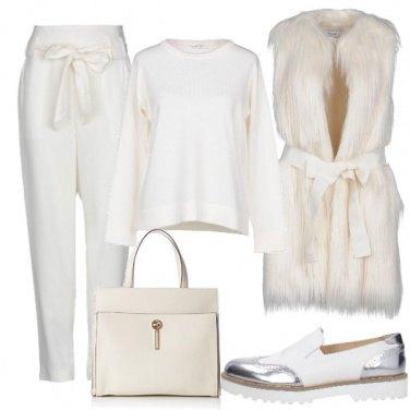 Outfit Un mondo in bianco