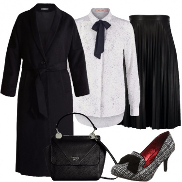 Outfit Bon ton ma con stile