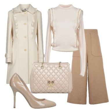 Outfit Un po\' bon ton, un po\' trendy...