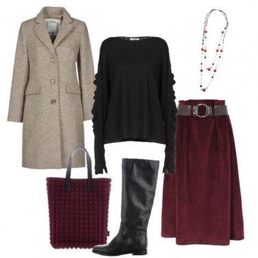Outfit Il primo stivale