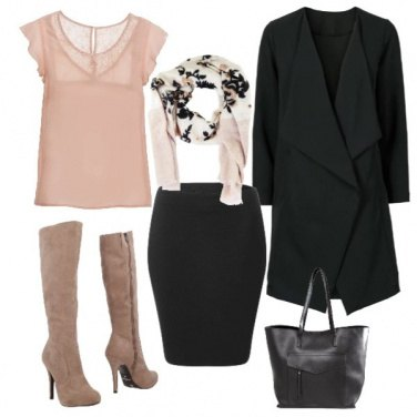 Outfit Day outfit ufficio