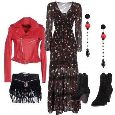 Outfit Delicatezza con grinta