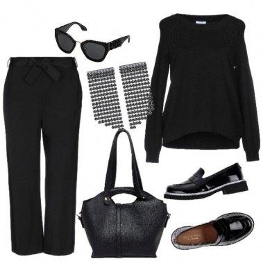 Outfit Nero che Passione