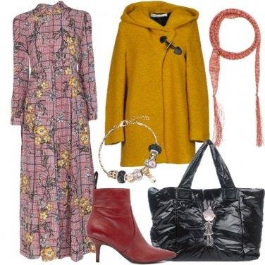 Outfit Trendy e romantica