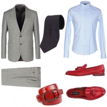 Outfit Rosso per farsi notare