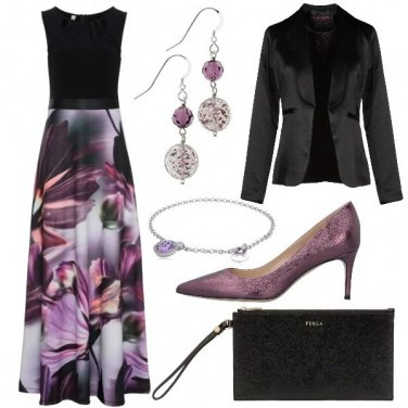 Outfit Stampa floreale