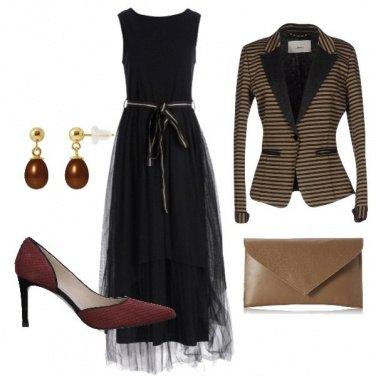 Outfit Una cenerentola moderna