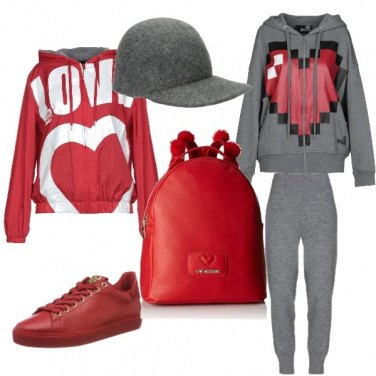 Outfit Love sport