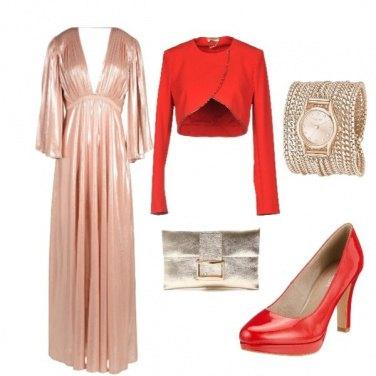 Outfit Rosa jolie
