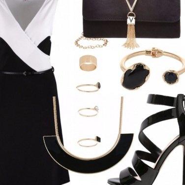Outfit Black elegance