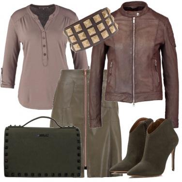 Outfit Non solo borchie