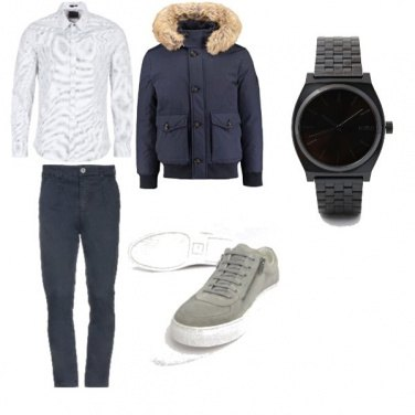 Outfit Casual #4725