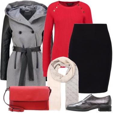 Outfit Insostituibile tubino nero