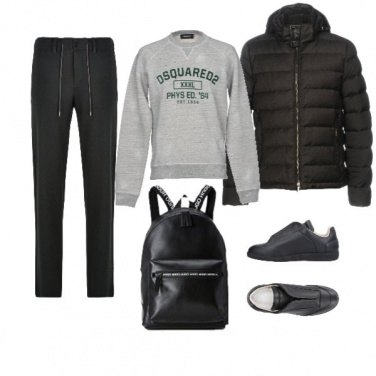 Outfit Sport Time