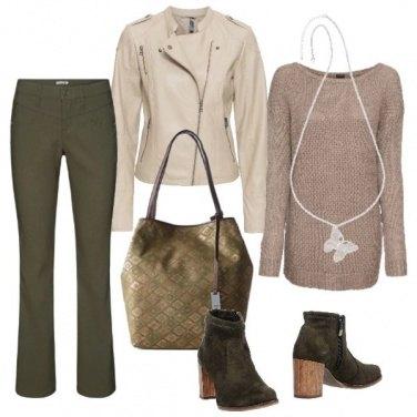 Outfit Giornata nuvolosa
