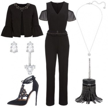 Outfit Black is a state of mind!
