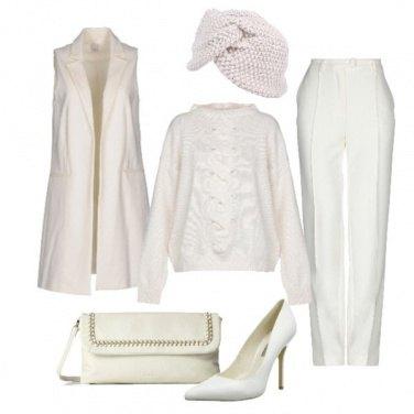 Outfit Di bianco mi vesto