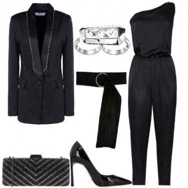 Outfit Esco per un cocktail