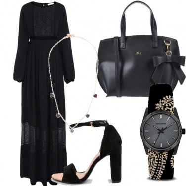 Outfit La sera in lungo