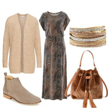 Outfit Voglia di etno