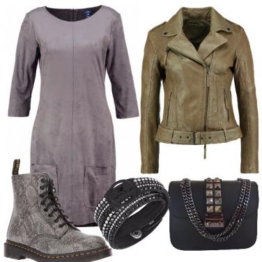 Outfit Feste rock