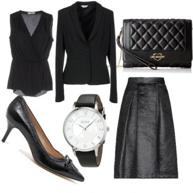 Outfit Rock #3594