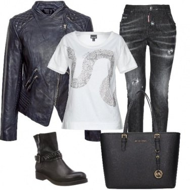 Outfit Rock #3527