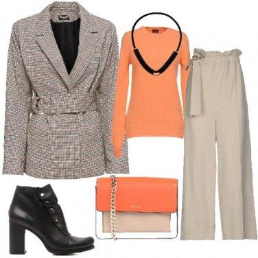 Outfit Ufficio casual