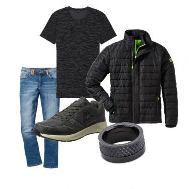 Outfit Casual #4736