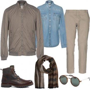 Outfit Casual di giorno