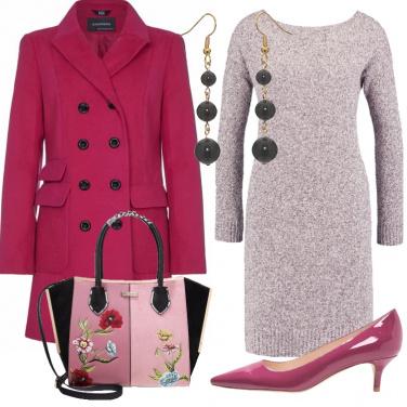 Outfit Giochiamo con il rosa