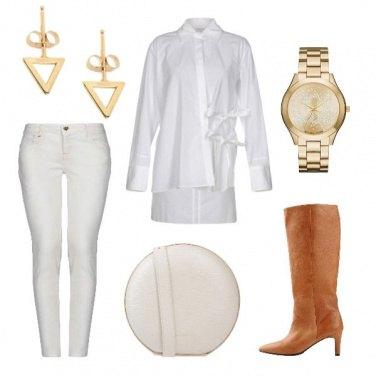 Outfit La borsa tonda