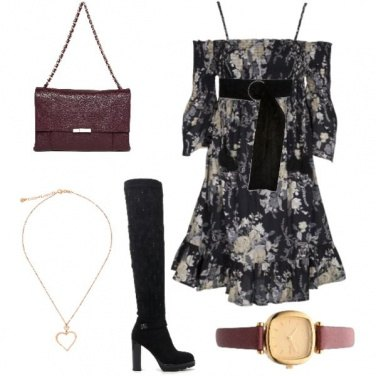 Outfit Simply & glam