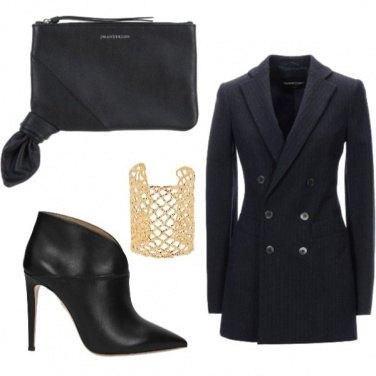 Outfit Blazer dress