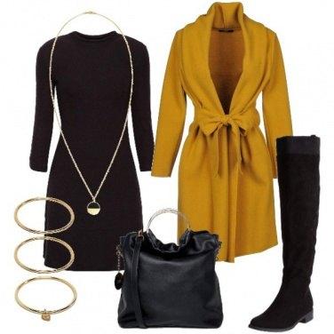 Outfit Abbinamento classico