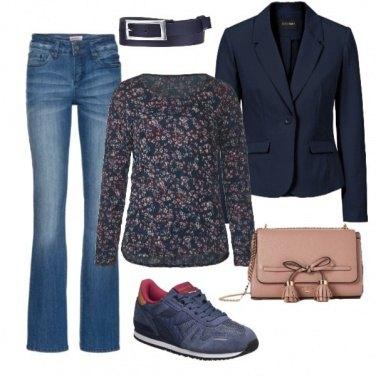 Outfit Casual, chic e un pò bon ton