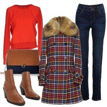 Outfit Il cappotto preferito
