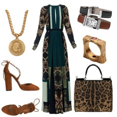 Outfit Etnico #3387