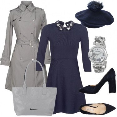 Outfit Basco e trench