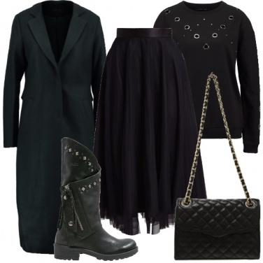 Outfit La gonna sorprendentemente versatile