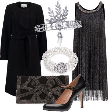 Outfit Ispirazione gatsbyniana