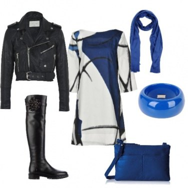 Outfit Rock #3534