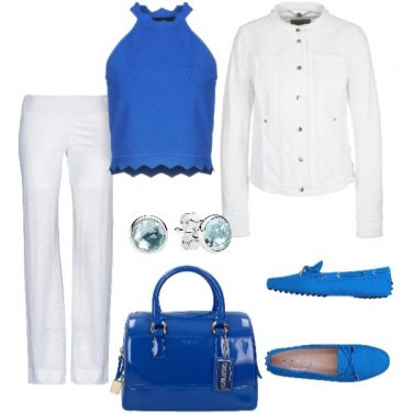Outfit Elettrica!!