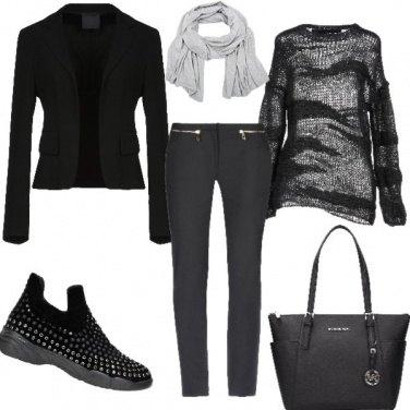 Outfit Elegante&sportiva