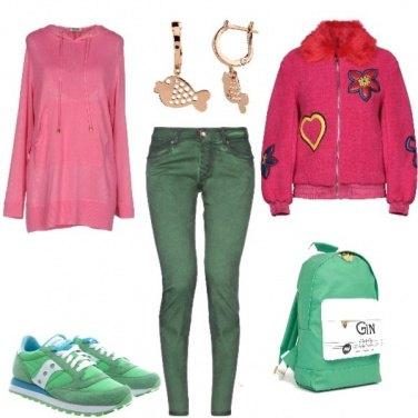 Outfit Millenials